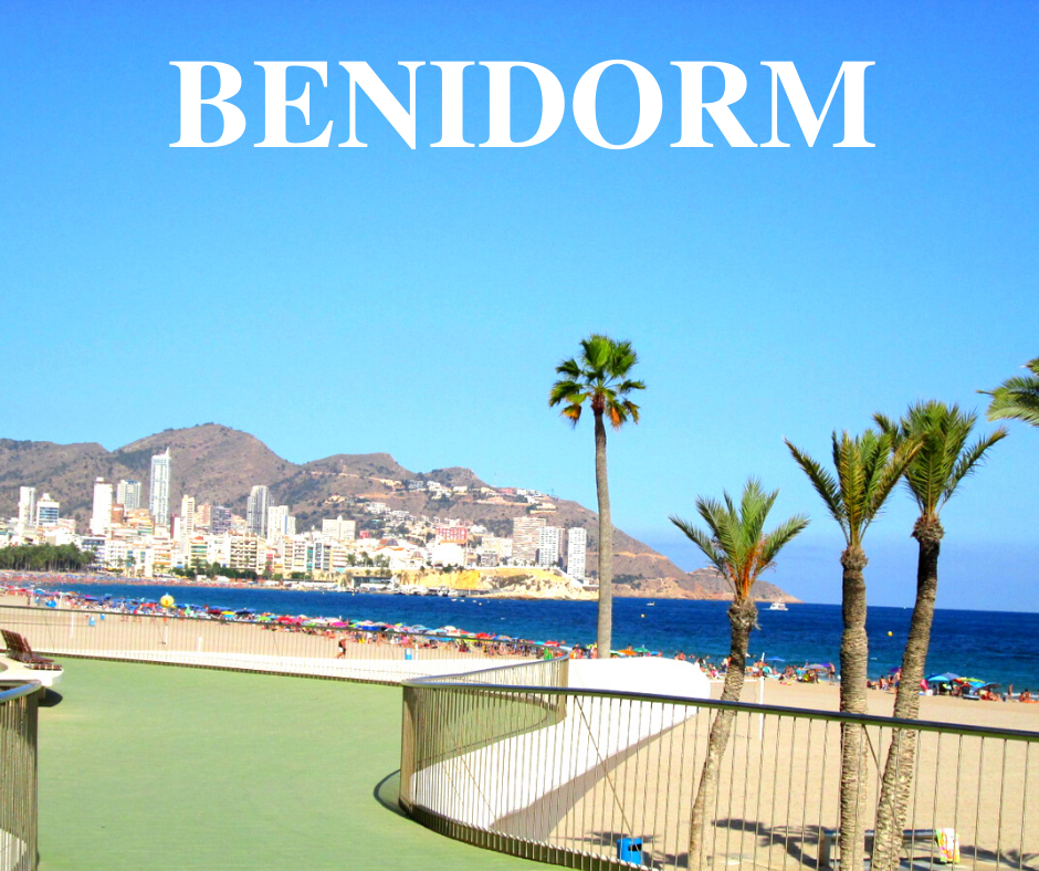 Vacanta in Benidorm